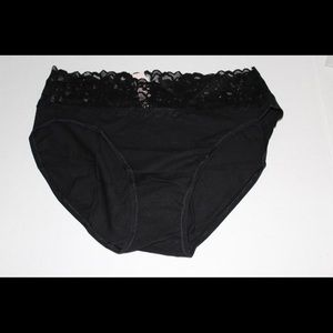 Victoria's Secret Black Brief (M)